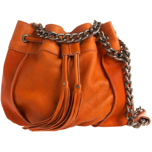 Upper Haight genuine leather shoulder bag