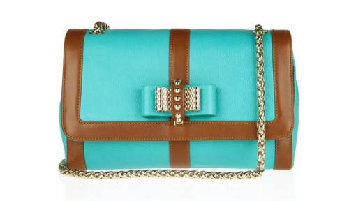 Christian Louboutin Sweet Charity leather shoulder bag