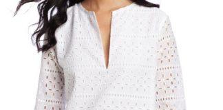 DV by Dolce Vita Womens Charlene Shift Dress
