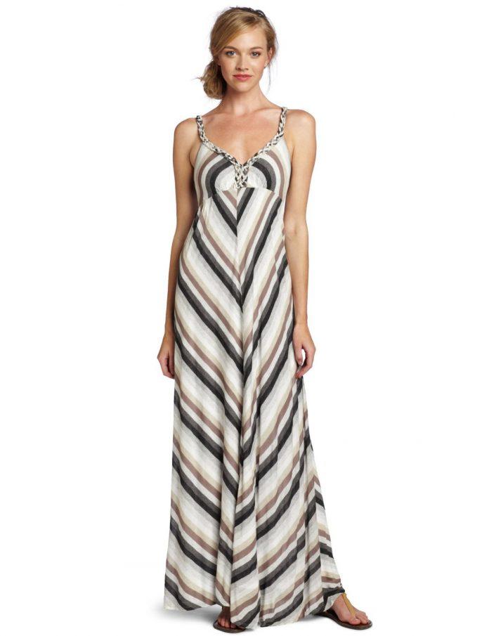 Ella moss Women's Dixie Maxi Dress