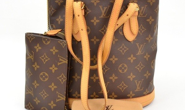 Louis Vuitton Bucket Shoulder Bag 26