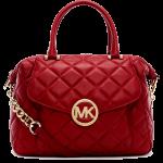Michael Michael Kors Large Fulton Quilted Leather Satchel Bag $398 neimanmarcus.com
