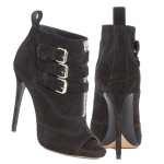 Tabitha Simmons Black Eva High Heel Bootie via ModaOperandi $1,145