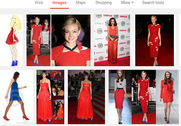 What Goes With Red what color shoes goes best with a red dress? - my fashion wants