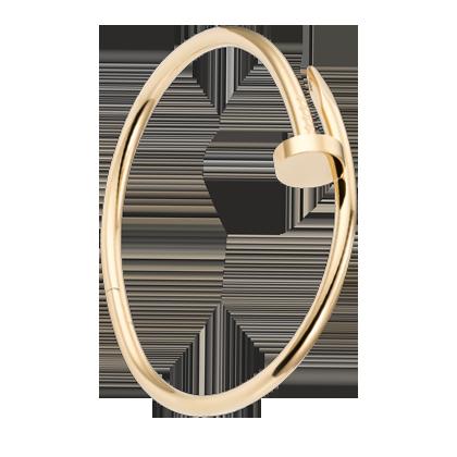 Cartier Juste Un Clou nail bracelet yellow gold