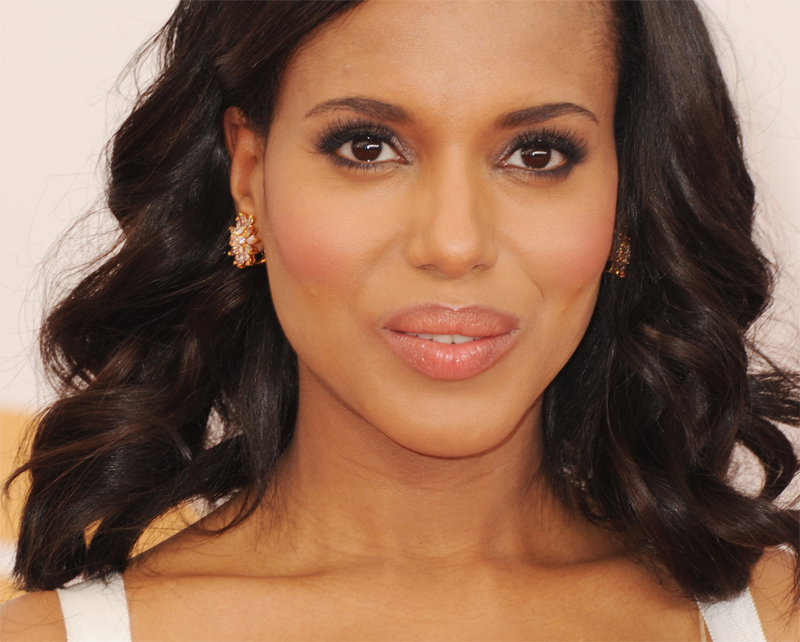Kerry Washington 65th Annual Primetime Emmy Awards face