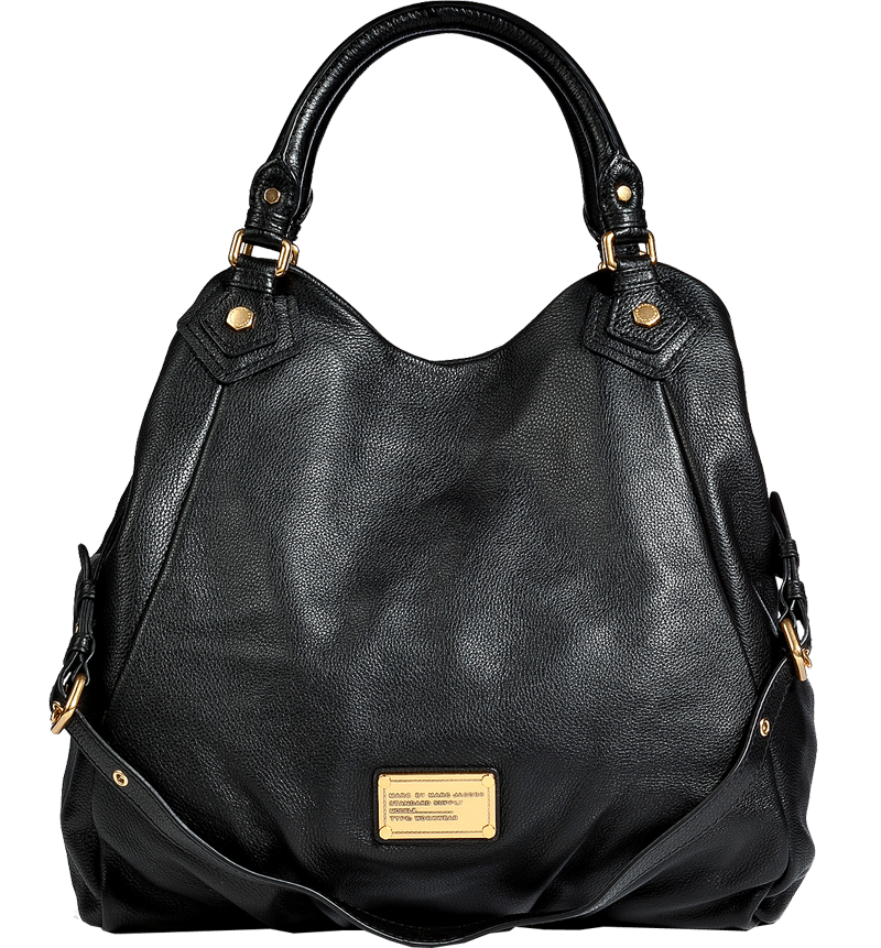 Marc by Marc Jacobs Leather Francesca Tote in Black