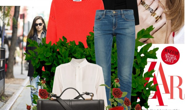 how to wear side zipper pullover