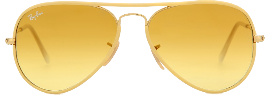 Ray Ban RB3015JM Aviator Large Metal sunglasses