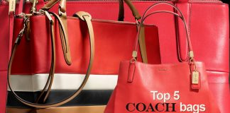 TOP 5 COACH BAGS FOR SPRING