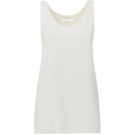 Chloe iconic white tank top
