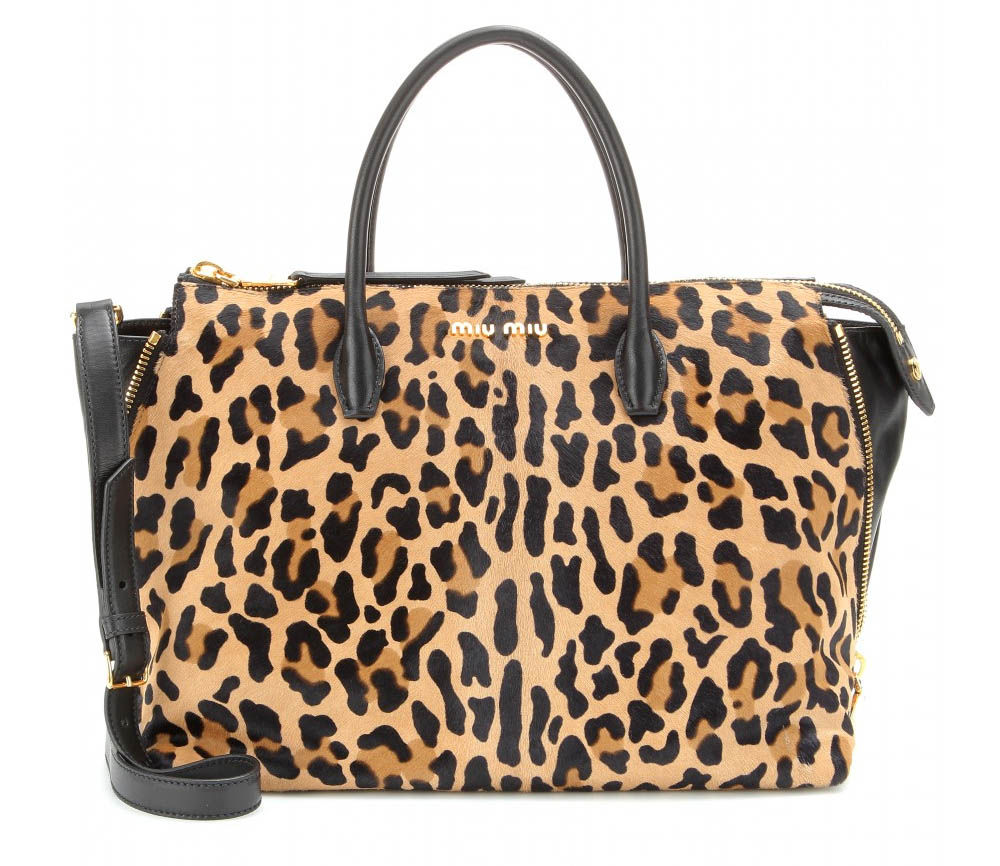 Animal print bags - how to work them