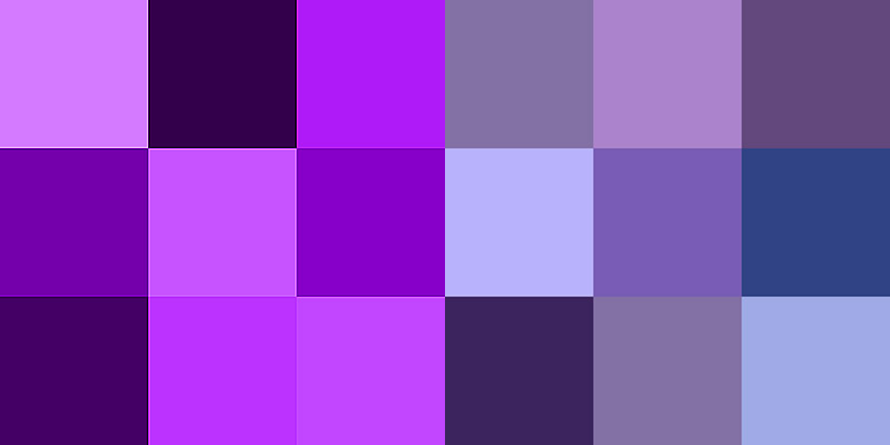 28 what colors go well with purple colors that go