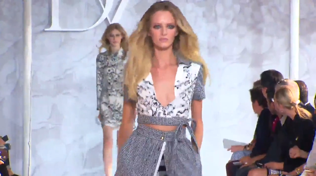 Fashion Show 2015 Summer Music Fashion Week Spring Summer