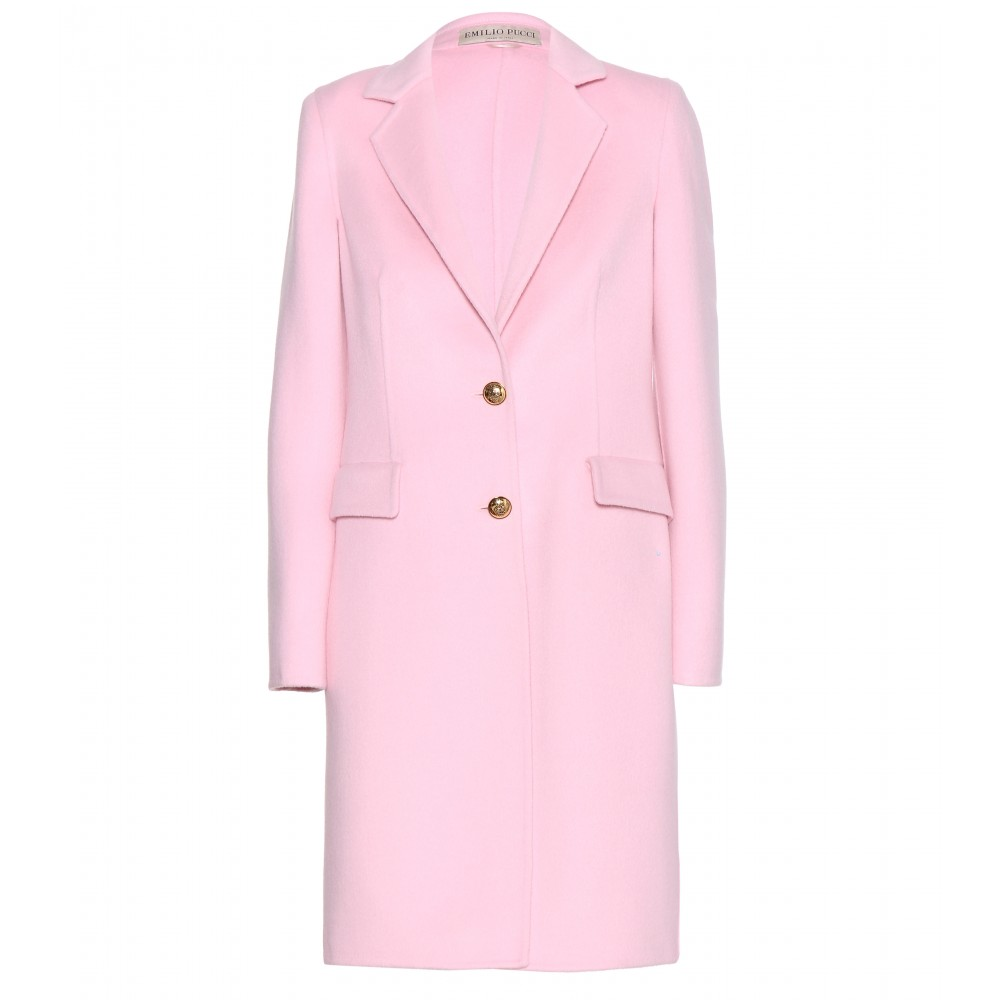 Similiar Pink Wool Coat Keywords