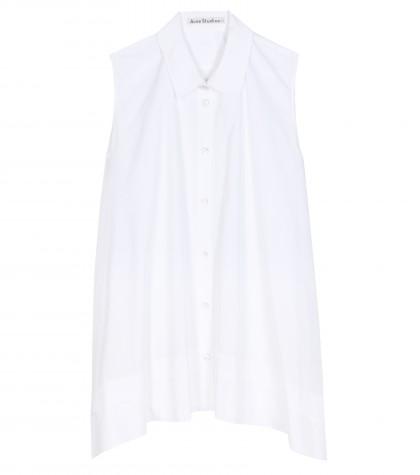 Acne Studios Late Poplin Cotton Shirt