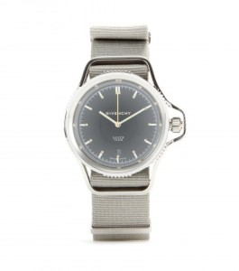 Givenchy Seventeen Stainless Steel Watch