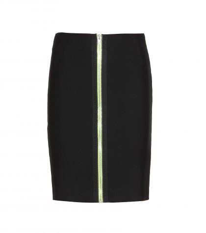 Alexander Wang Cotton Pencil Skirt