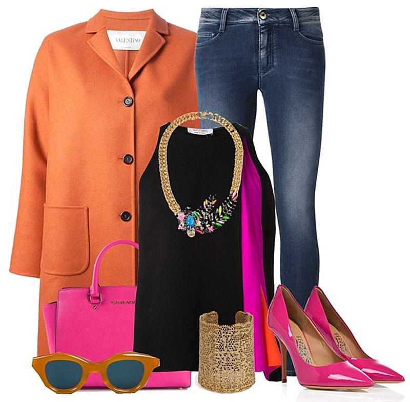 SALVATORE FERRAGAMO Patent Leather Susi Pumps Altuzarra franzen top orange valentino coat pink Michael Michael Kors Selma Satchel