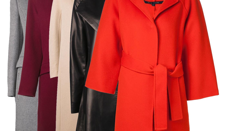 Orange Coats Orange Jackets Fall Winter My Fashion Wants