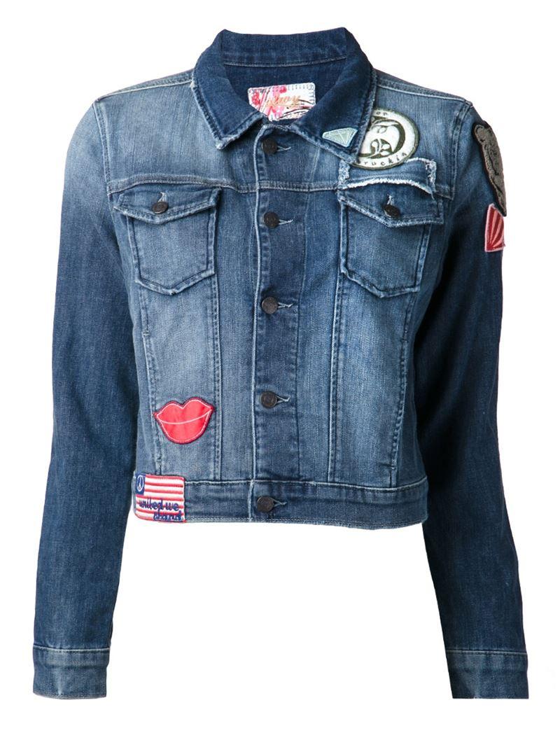 SIWY 'Gia' denim jacket