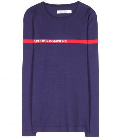 Altuzarra Flame Wool Sweater