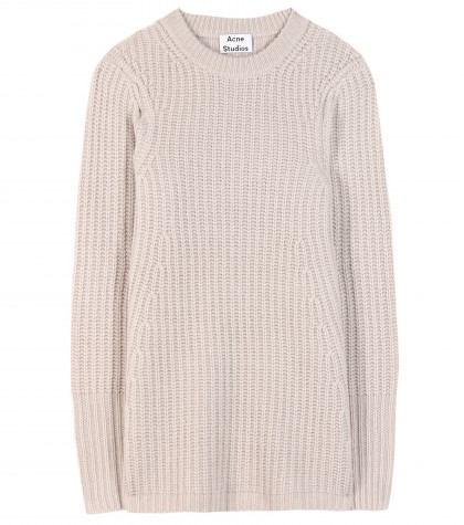 Acne Studios Dixie L Wool Sweater