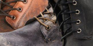 FRYE Veronica Combat Boots cr