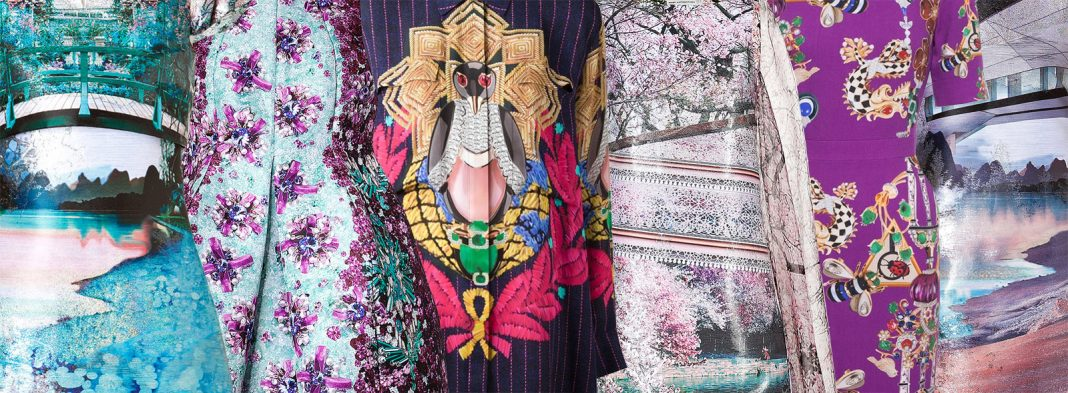 Mary Katrantzou dresses