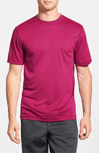 Nike Dri-FIT Touch Moisture Wicking T-Shirt