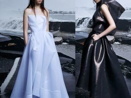 Maticevski fall winter 2015 looks 35 and 36