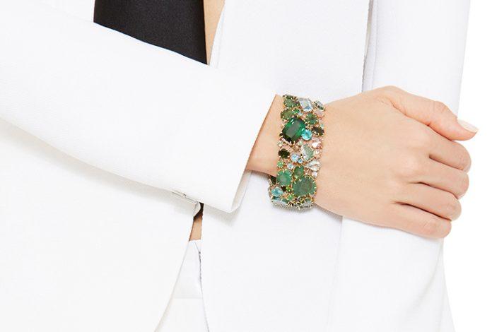 Sharon Khazzam One Of A Kind Loulou Bracelet