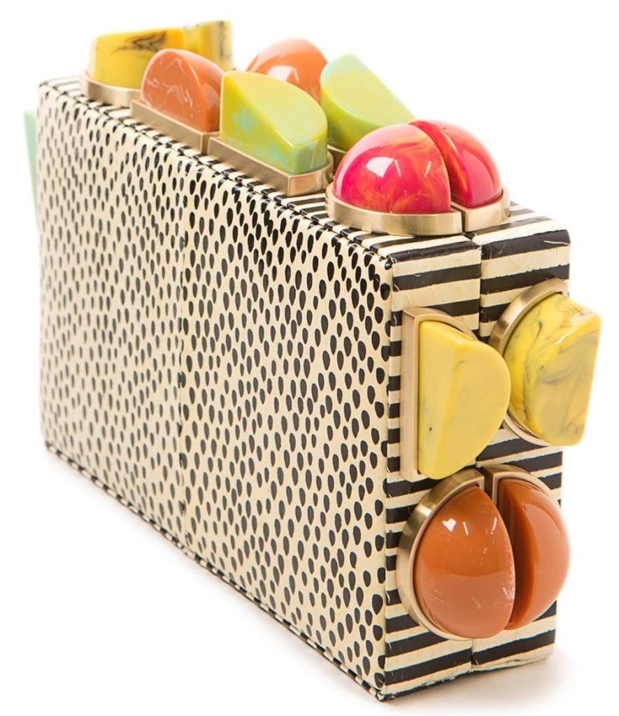 Tonya Hawkes 'Tutti-Frutti' clutch
