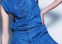 denim jumpsuit Lets talk jumpsuits and rompers