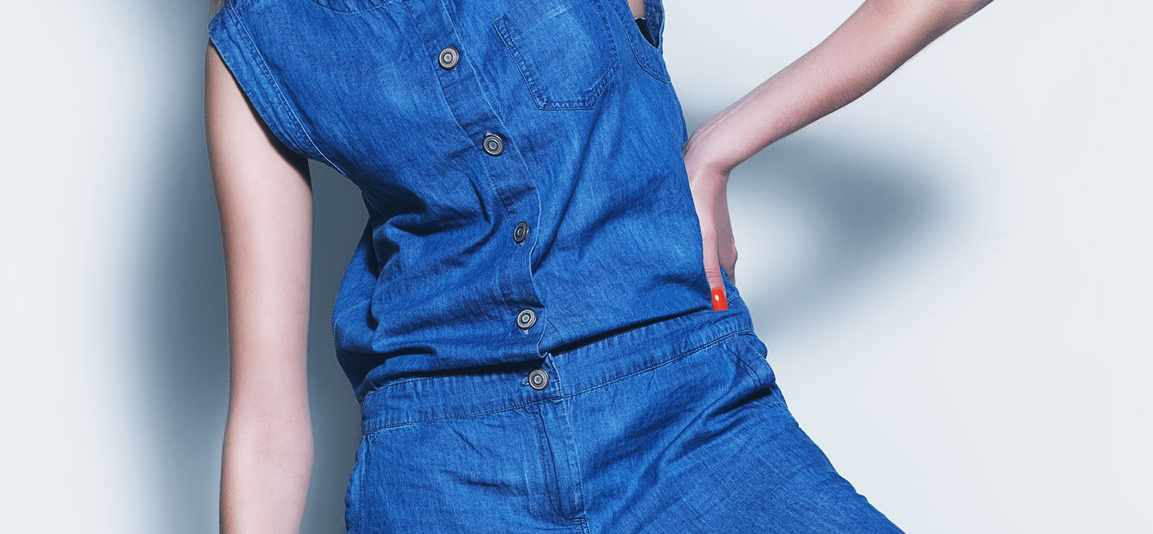 denim jumpsuit Lets talk jumpsuits and rompers