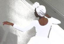 Ballerina dreams - Monica dance posing 1