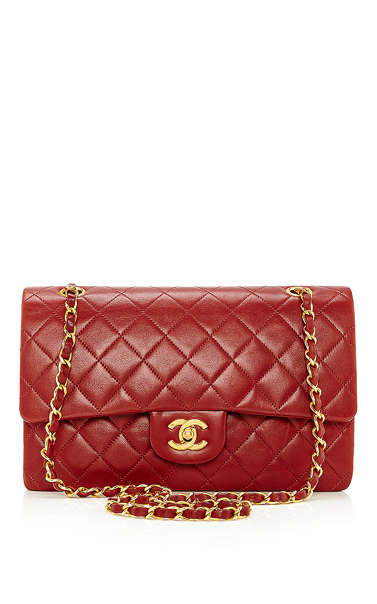 Top 5 Monday: Chanel Red Red Wine