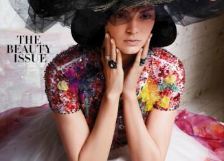 Kendall Jenner May 2015 Harper's Bazaar Subscriber cover