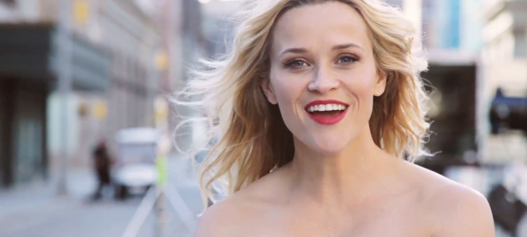 Reese Witherspoon In Style Magazine