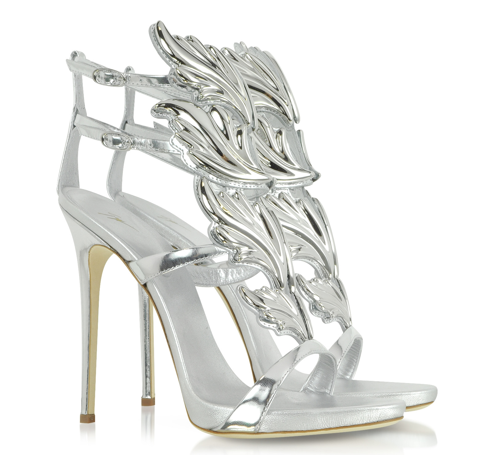 Image result for silver heels
