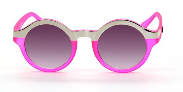 Pink OHMI Sunglasses