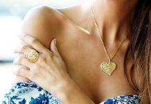 anastazio kotsopoulos jewelry heart pendant