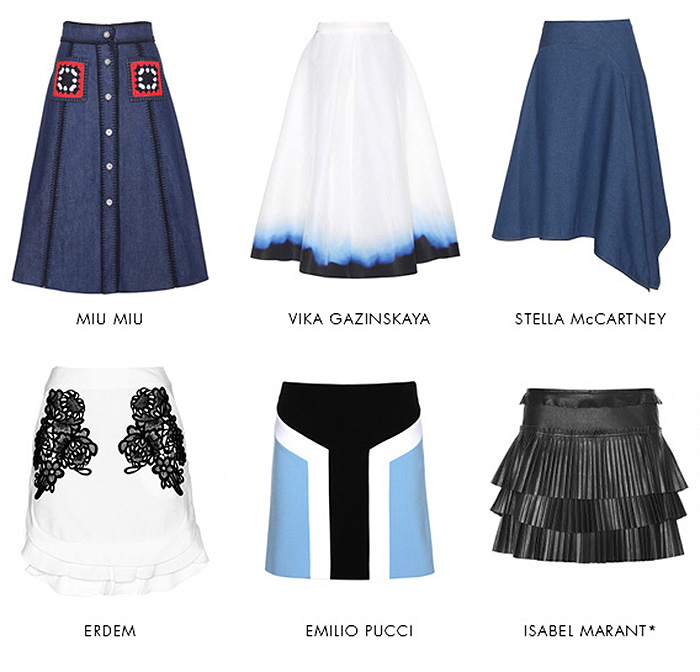 best summer skirts ever mytheresa