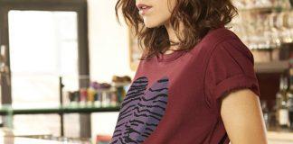 Short sleeve Sonia by Sonia Rykiel top