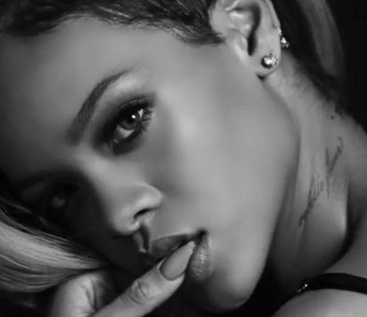 Rihanna for Rogue by Rihanna perfume ad