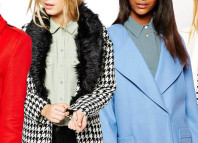 ASOS winter coats and jackets sale 2015