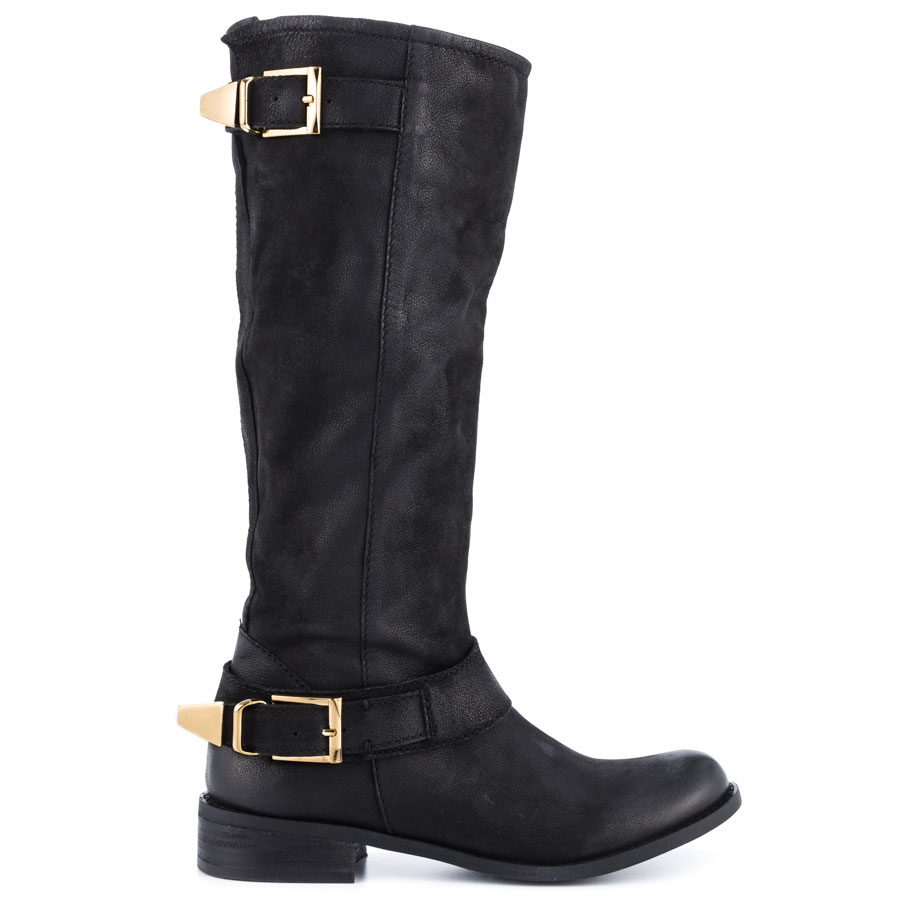 black knee high boots fall winter 2015 my fashion wants