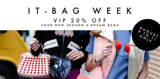 it-bag week Forzieri sale on designer bags 2015