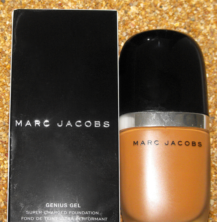 marc jacobs beauty miracle gel foundation