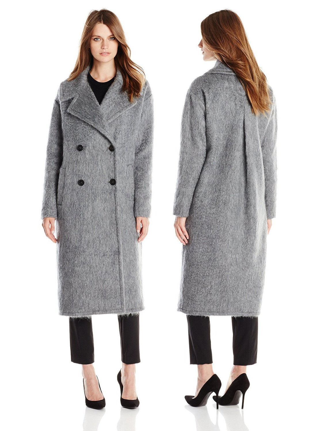Images of Badgley Mischka Coat - Reikian